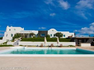 Blue Villas |Amberoid |High end luxury villa, Akrotiri