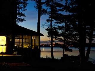 Maine lake ~ stunning sunrises ~ 5 private acre