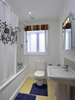 Bathroom in townhouse