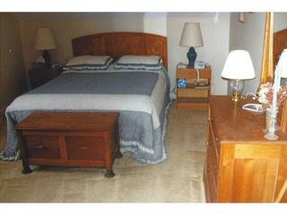 Lovely, large private Master Bedroom on top floor