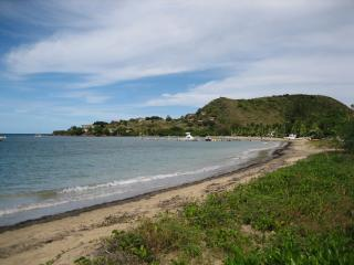 A real Beach House - right on the beach!, Nevis