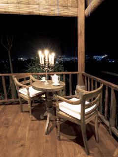 Balcony - Night View