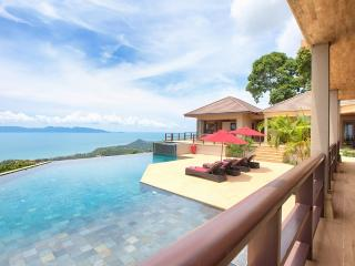 Barefoot luxury Stunning ocean private pool villa, Koh Samui