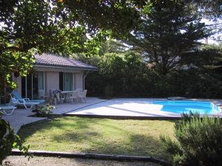 villa with swimming pool close to the beach in Pyla sur Mer near Bordeaux