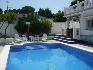 Lovely Private Villa With Own Pool, Benalmádena