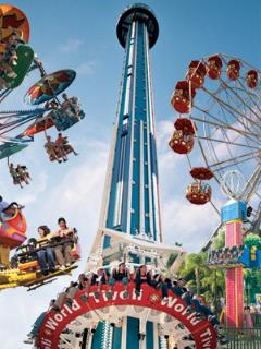 Local Attraction - Tivoli World - A fun day out!
