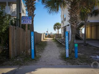 14th St Beach Access with Golf Cart Parking Allowed
