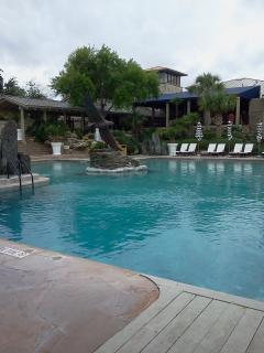 Resort Pool-Guest Pass Required