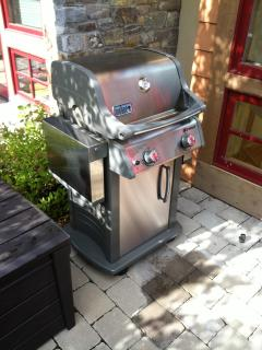 New Weber Natural Gas Grill