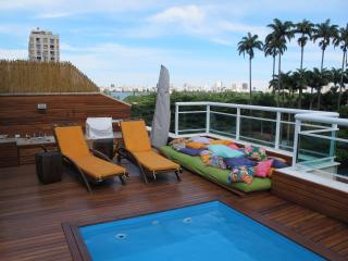 Panoramic, Luxury Triplex Penthouse  Deck Pool & Sauna!
