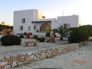Villa Eden a luxury villa in Paros Island Greece