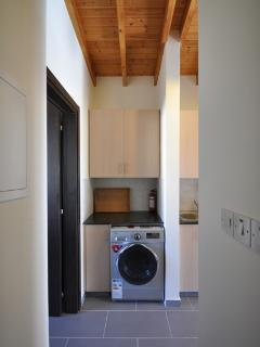 Upgraded 8kg LG washing machine