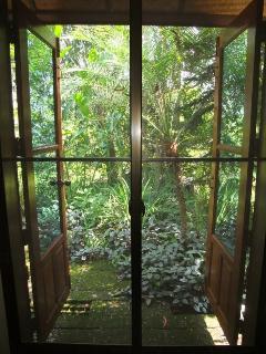 Bungalow, one of 12 windows
