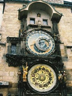The Prague Astronomical Clock (400m)