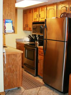 Galley Kitchen/New appliances