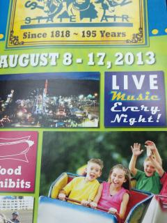 Skowhegan State Fair  10 miles away! Aweseom Inexspensive Fair for the family..