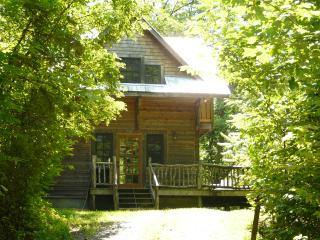 Comfortable Cabin with Private Hiking Trails, Marshall