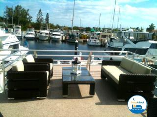 Houseboat Calypso:  Magical Rental in Paradise!, Key Largo