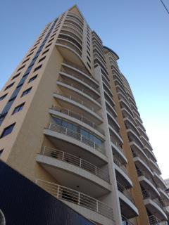 Fachada do Flat no Top Apartment Meireles/Fortaleza