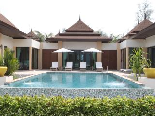 Ataman Luxury Villa (A2) Beach front 3 bedroom, Ko Kho Khao