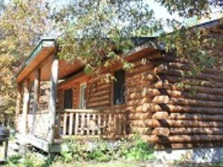 Log Cabin with Gas Stove - Pet friendly