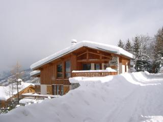 Ski-La Source Chalet Mathilde Catered, Les Coches