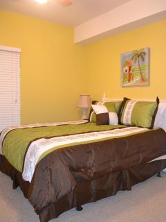 Guest Bedroom  with En suite bathroom!