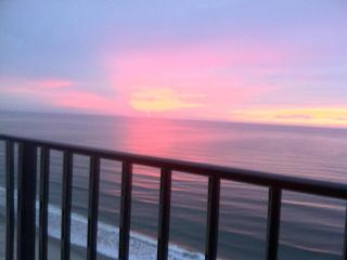 Sunrise from Balcony
