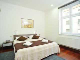 Megi Smiles - spacious one bedroom apartment, Zagabria