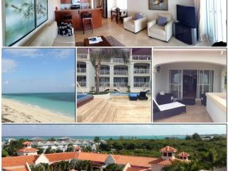 STUNNING ! Ocean View Condo  La Vista Azul resort, Turtle Cove