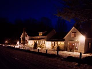Inn at Baldwin Creek; classic VT bed & breakfast, Bristol