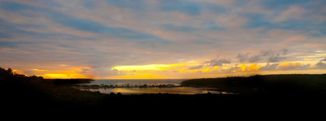 Marvellous sunsets
