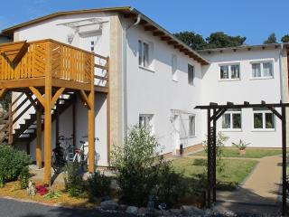 Apartment near the beach - Villa Waldblick Zempin