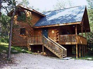 Enchanted Forest Resort: Hideaway Cabin, Eureka Springs