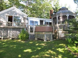 Benson Cottage, Blue Hill