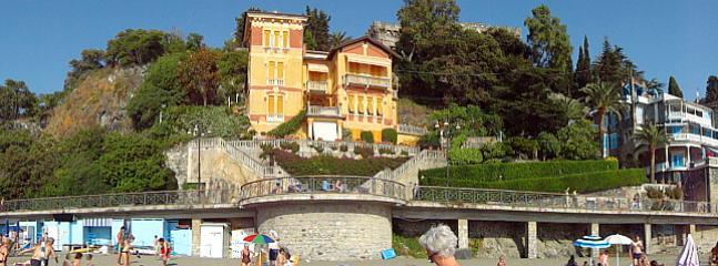 Villa Ambra, Levanto Liguria - northItaly VILLAS vakantiewoningen in Noord-Italië