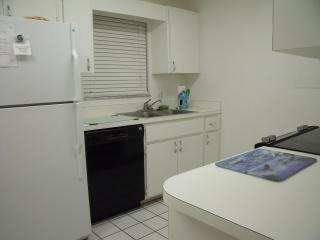 Fully equipped with dishwasher, washer and dryer.