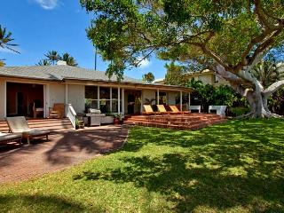 Banyan Tree Beach Estate, Sleeps 10, Honolulu
