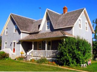 Stewart Harbourside Cottage - West Point PEI, O'Leary
