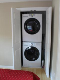 Second Floor Washer/Dryer