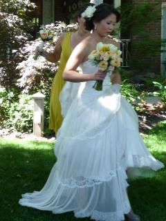 Guests' activities....Wedding!