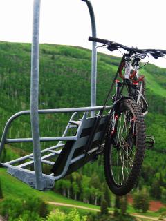 Park City has over 400 miles of trails!