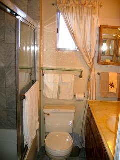 Bathroom #1 on ground floor