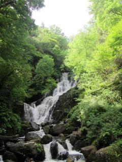 Torc Waterfall - 5 mins