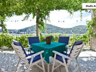 Sea view studio for 2+1, Dubrovnik