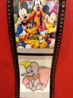 Fun Disney Theme Wall Pictures