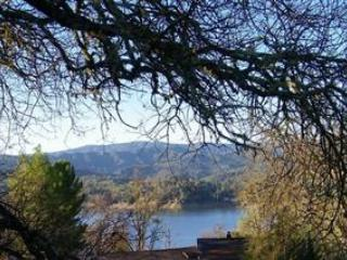 Lake Escape-Lake View Home w/Private Slip Pets OK, Lake Nacimiento