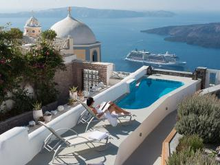 Holiday Villa in Santorini, Fira