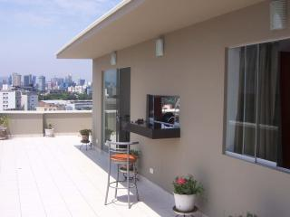 MIni-Penthouse - Posh Area in Miraflores Close to Markets, Theaters, Restaurants