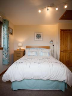 The Main Bedroom - For a peaceful and comfortable night
